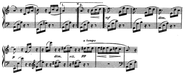 Free Free Fur Elise Sheet Music for piano by Beethoven ...